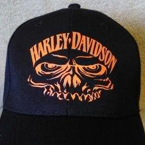 Hat Cap Harley Davidson Motorcycle Biker MC